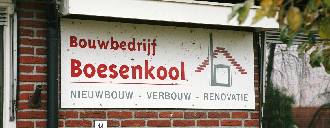 Bouwbedrijf Boesenkool